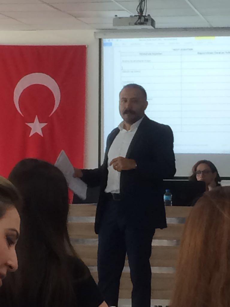 Av.Ozan GÜRHAN'ın Denizli'de Verdiği Avukat Eğitimi