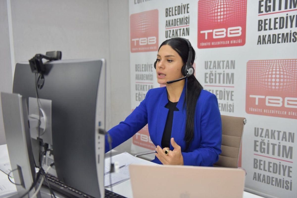 Av. Sezen Gürhan – Dilekçe Hakkı ve Bilgi Edinme Kanunu (Türkiye Belediyeler Birliği Konferansı)