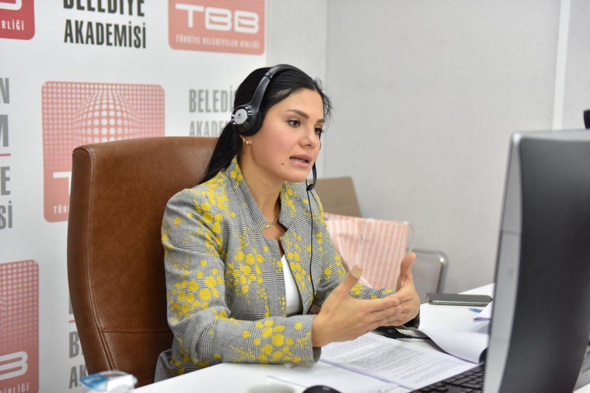 Av. Sezen Gürhan – Kişisel Verilerin Korunması Kanunu (Türkiye Belediyeler Birliği Konferansı)